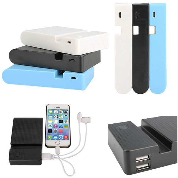 12000mAh External Battery USB Charger Power Bank For Tablet iPhone