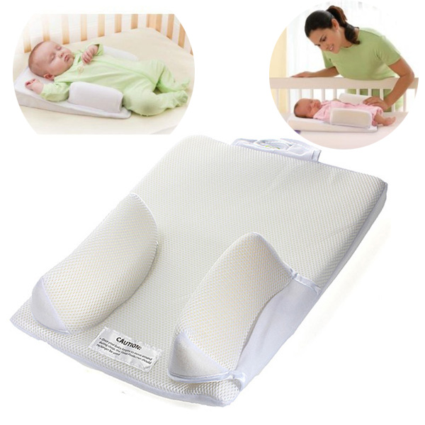 Baby Positioner Pillow Infant Fixed Head Ultimate Sleep System