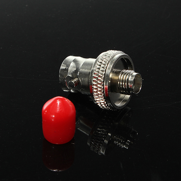 BNC Female to SMA Female Jack Connector Adapter for Baofeng Radio
