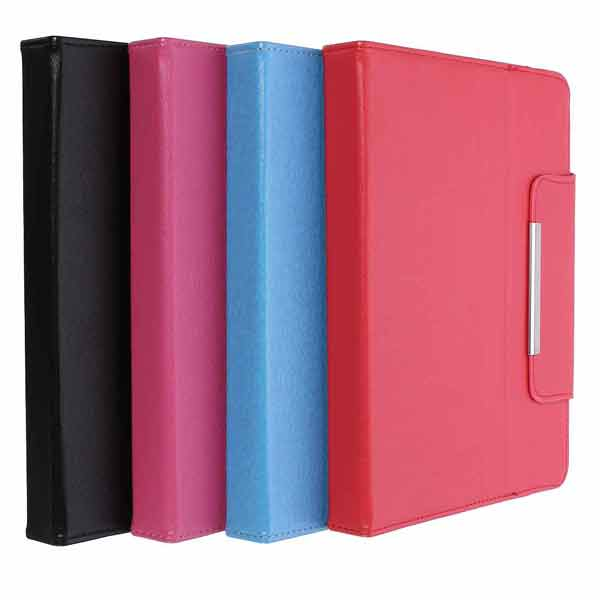 Universal PU Protective Magnetic Flip Case Cover For 7 Inch Tablet PC