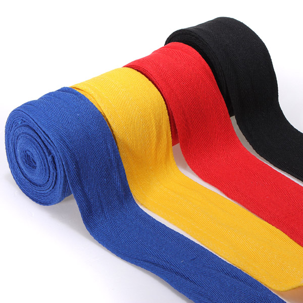 2PCS 2.5M Cotton Boxing Handwraps Bandages Punching Hand Wraps