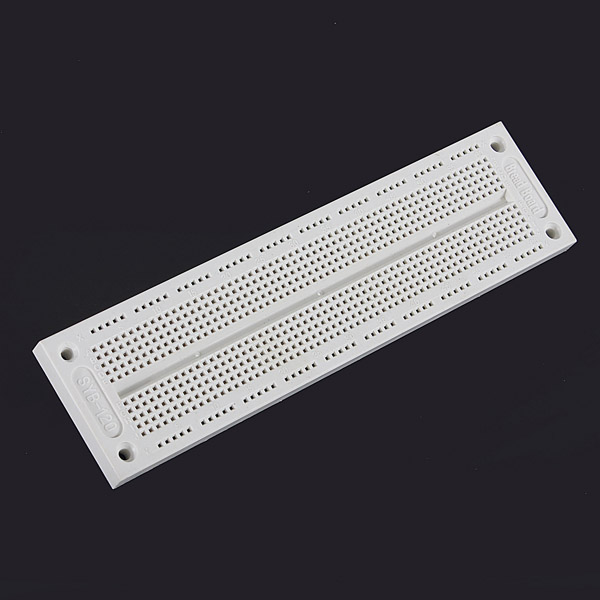 Mini PCB Breadboard 700 Holes Points Solderless Bread Board SYB-120