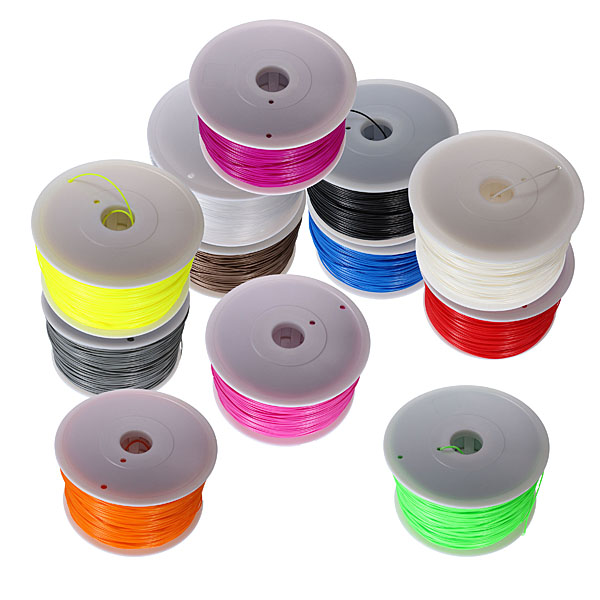 1.75mm 3D Printer PLA Filament For Makerbot Mendel Printrbot Reprap