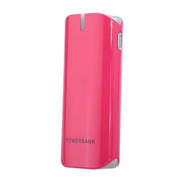 5600mAh USB Backup Battery Power Bank For iPhone Smartphone Device
