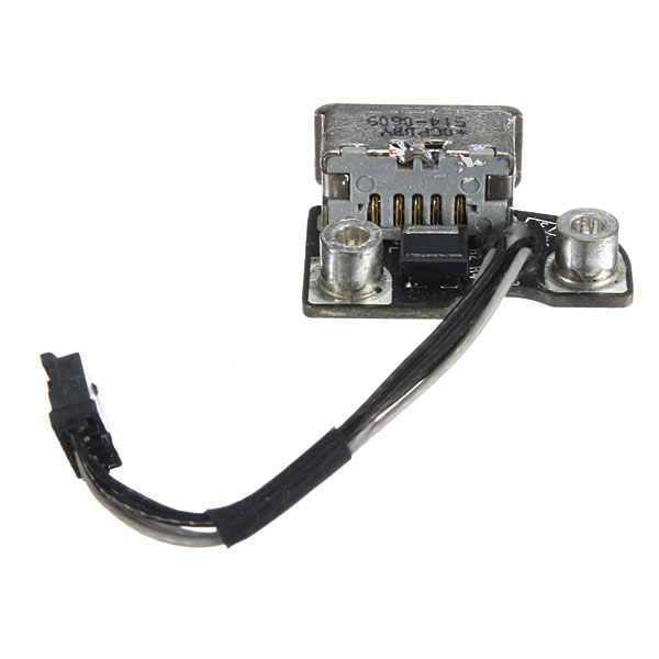 DC Power Jack Board Cable Socket For MacBook Pro A1278 A1286 A1297