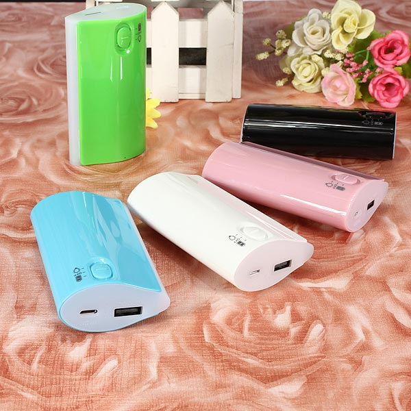 5600mAh LED External Power Bank Battery Charger For iPhone Tablet