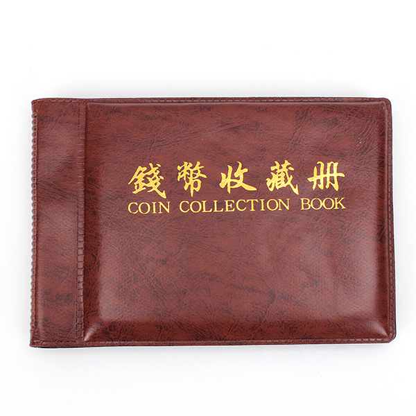 Collect Money Penny Pockets 60 Holders Collection Coin Album Book