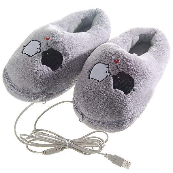 USB Powered Feet Warmers Cushion (Cable Removable)