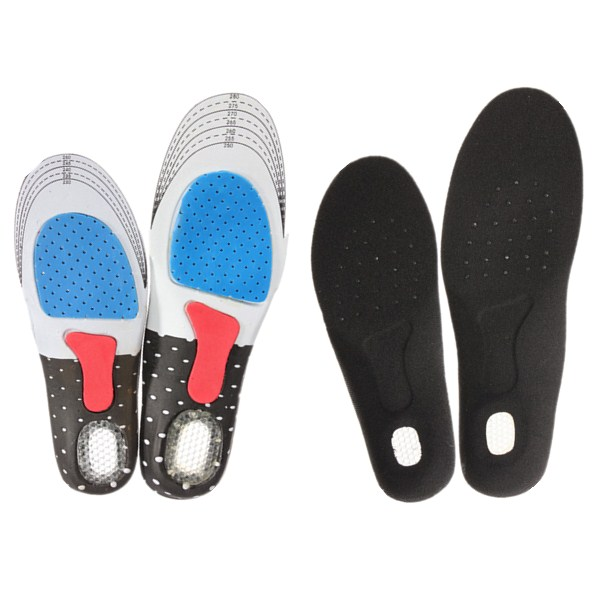 Unisex Soft Sole Adjustable Insoles