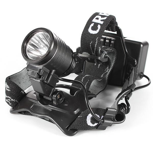 1800Lm CREE XML XM-L T6 LED Bicycle HeadLight 18650