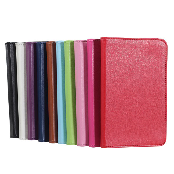 360 Rotating Leather Case Cover Stand For Samsung Galaxy Tab 4 T230