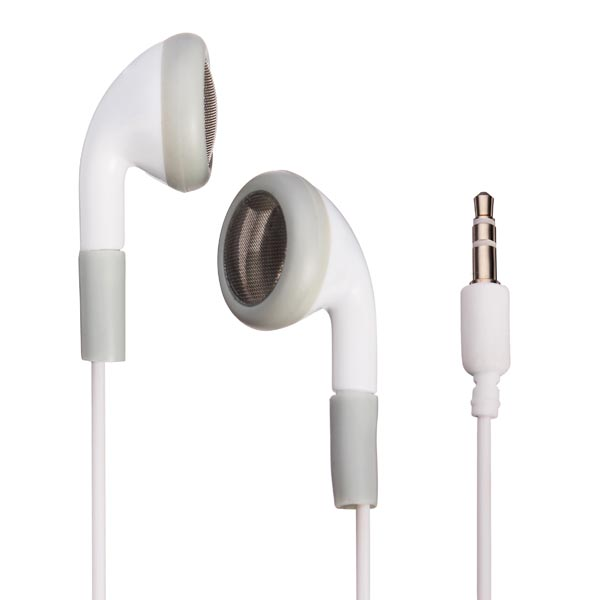 3.5mm Headphone Earphone Headset For iPhone Smartphone Device