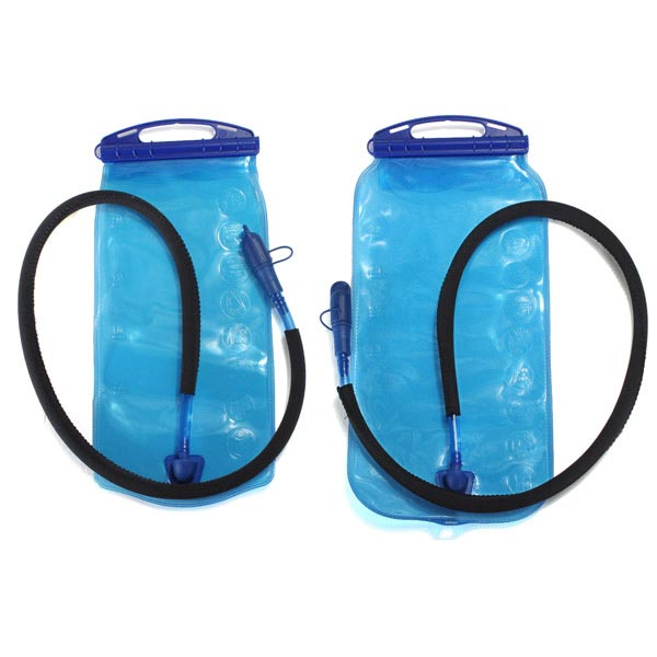 2L/3L Water Bag Backpack Bladder Hydration Pack For Hiking Camping