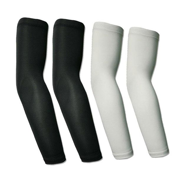 1 pair Cycling Bike UV Sun Protection Arm Warmers Sleeve Covers