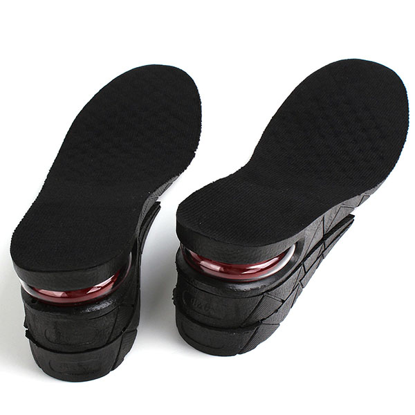 Mens Invisible Air Cushion Heel Adjustable Insoles