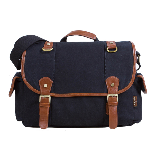 Mens Casual Canvas Shoulder Bag Outdoor Messenger Bags