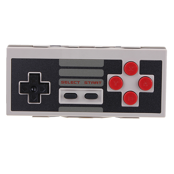 8BITDO NES30 Bluetooth Wireless Game Controller with X-stander