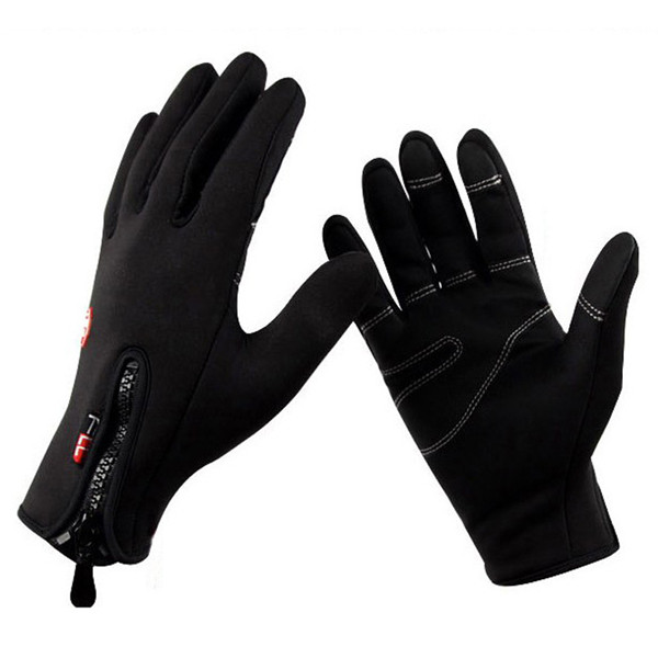 Men Woman Skiing Hiking Ride Camping Winter Outdoor Windproof Gloves