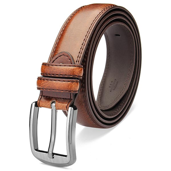 140CM Mens Genuine Extended Long Durable Pin Buckle Belts