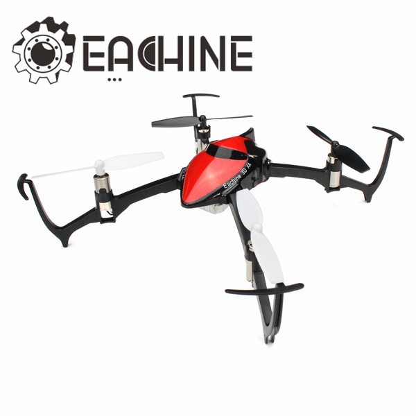 Eachine 3D X4 2.4G 4CH 6 Gyro RC Quadcopter With LED RTF