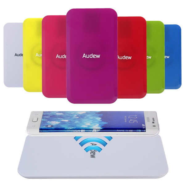 AUDEW Q1 Qi Wireless Charger Charging Pad + USB Cable For Mobile Phone