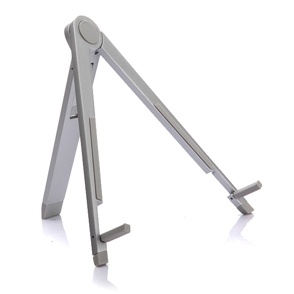 Portable Foldable Aluminum Holder Stand For iPad 7-10 inch Tablet PC