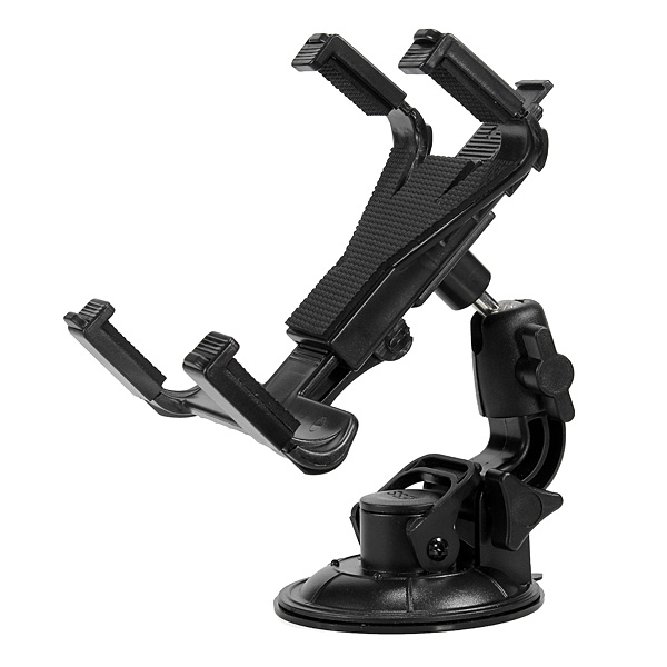 360 Degrees Rotating Car Holder Windshield Mount Stand For iPad 3 2 1