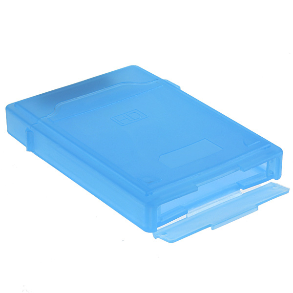 2.5 Inch Hard Drive Disk Hard Protection Storage HDD Box Case Tank