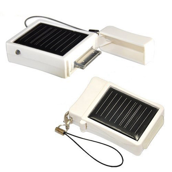 500mAh Solar Power Charger For iPhone 4 4s 3GS iPod Touch MD968