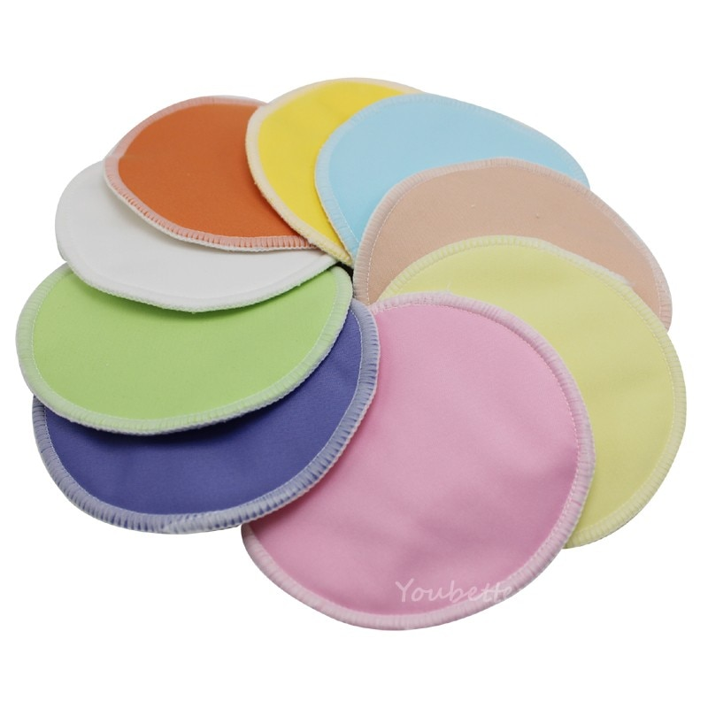 Bamboo Nursing Pad Super Absorbent  Breast Pads