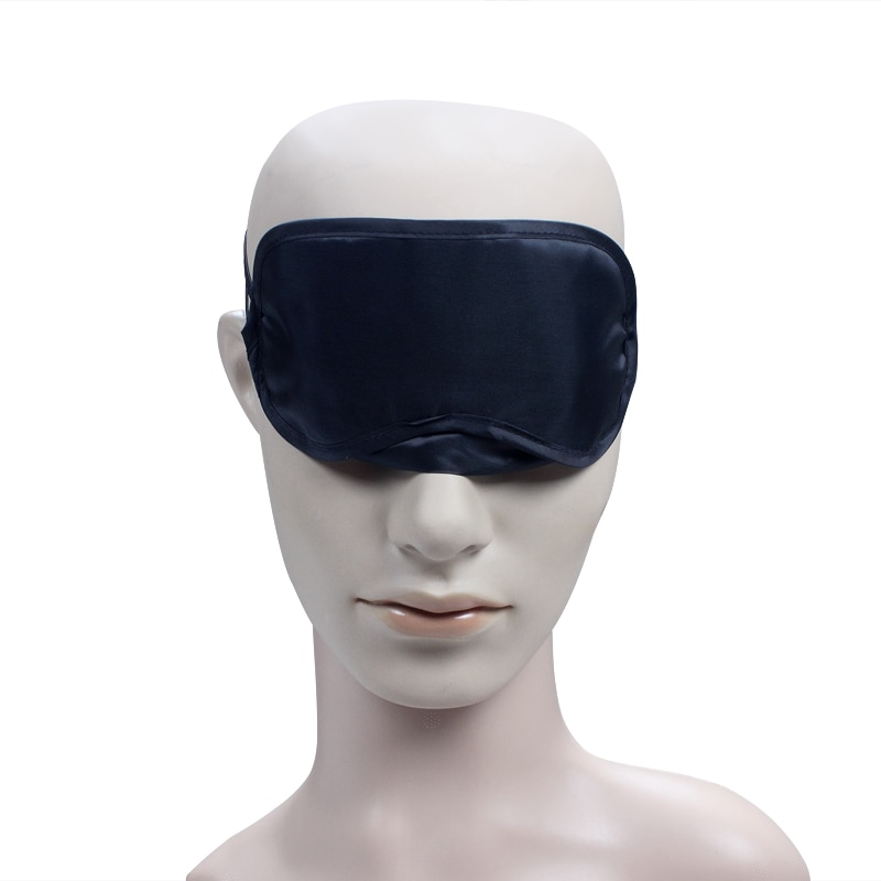 10 X Blindfold Sleeping Travel Rest Mask Eye Mask Shade Nap Cover Sleeping Eye Shade